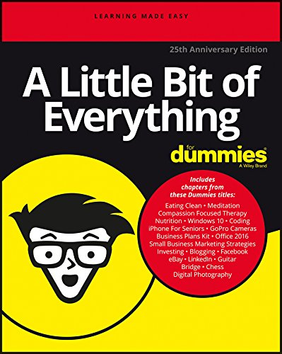 A Little Bit of Everything For Dummies (English Edition)