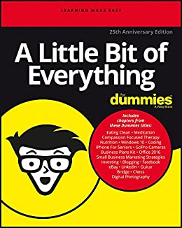 Amazon Com A Little Bit Of Everything For Dummies Ebook Kindle Store
