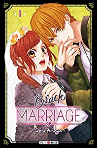 Black Marriage Edition simple Tome 1