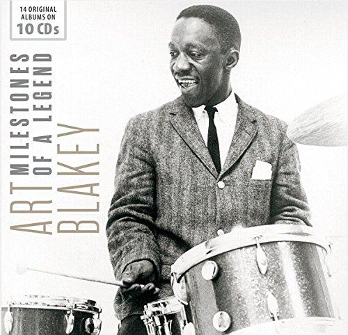 Art Blakey - Milestones of a Legend 14 Original Albums