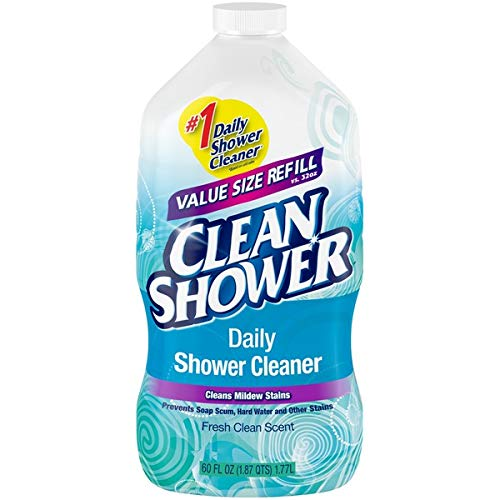 shower glass cleaner Daily