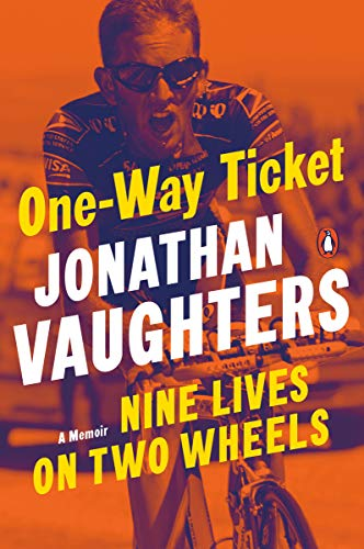 One-Way Ticket: Nine Lives on Two Wheels (English Edition)