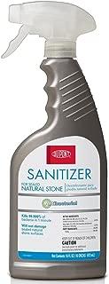 Best dupont sanitizer for sealed natural stone Reviews
