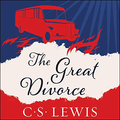 The Great Divorce Audiobook By C. S. Lewis cover art