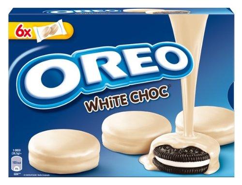 Oreo Choc White, 5er Pack (5 x 246 g)