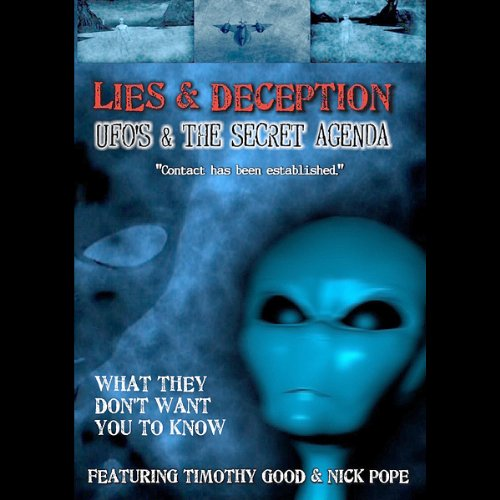 Lies and Deception audiobook cover art