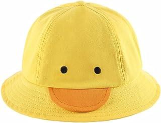 Toddler Sun Hats Anti UV Sun Protection Bucket Hat Cap Outdoor Swim Beach Pool Summer Fisherman Hats for Baby Boys and Girls