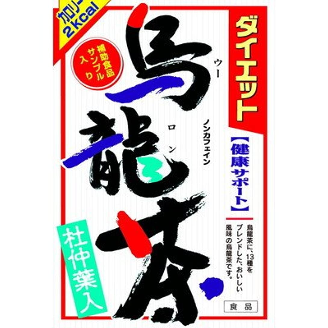 山本漢方 ダイエット烏龍茶 8g x 24包【2個セット】