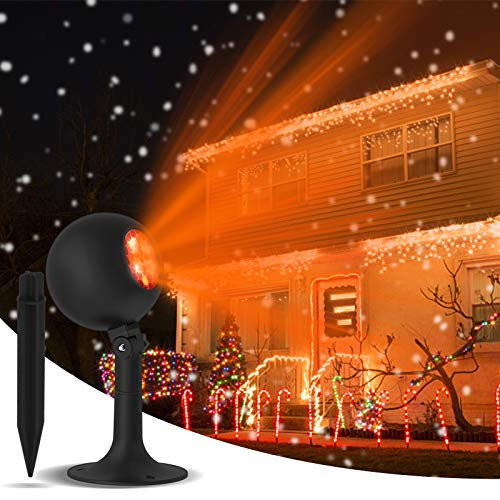 Christmas Projector Lights Outdoor …