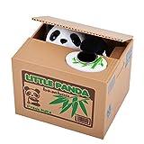 FunRun Elektronische Panda Spardose Automatische stehlen Münzen Coin Bank Money Saving Box Piggy...