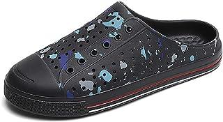 FDSVCSXV Unisex Garden Clogs Mens Womens Slip on Ultra-Light Sandals Summer Beach Casual Outdoor Water Shoes Walking Slipp...