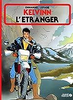 Kelvinn, l'étranger d'Emmanuel Lepage