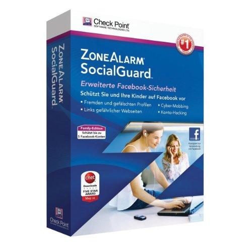 Avanquest ZoneAlarm Social Guard