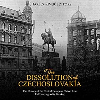 The Dissolution of Czechoslovakia audiobook cover art