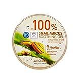 3W Clinic - 100% Schneckenschleim Gel Snail Soothing - Feuchtigkeitsgel