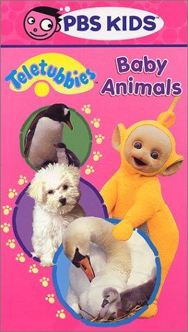 Teletubbies - Baby Animals [VHS]