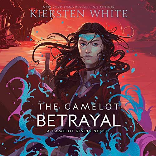 Couverture de The Camelot Betrayal