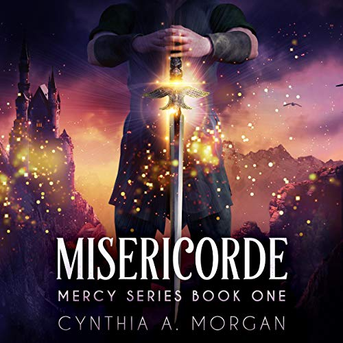 Misericorde audiobook cover art