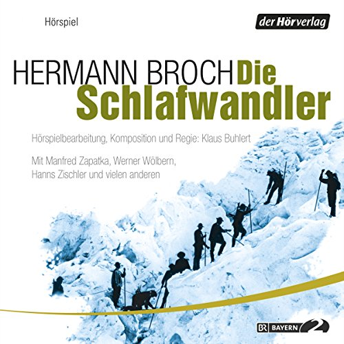 Die Schlafwandler audiobook cover art