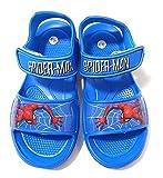 Sandalias Spiderman Marvel para Playa o Piscina - Sandalias Marvel Spiderman para Niños (Numeric_24)
