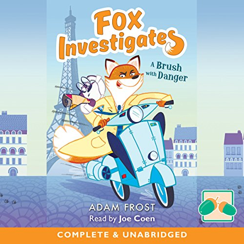 Fox Investigates: A Brush with Danger                   By:                                                                                                                                 Adam Frost                               Narrated by:                                                                                                                                 Joe Coen                      Length: 1 hr and 23 mins     Not rated yet     Overall 0.0