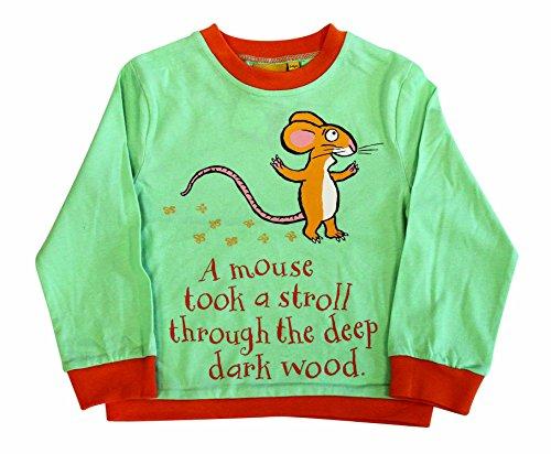 Gruffalo Mouse T-shirt met lange mouwen, meerkleurig Muis Medium Meerkleurig