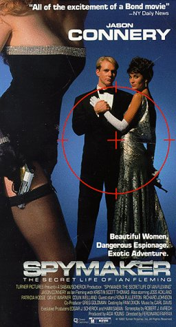 The Secret Life of Ian Fleming [USA] [VHS]