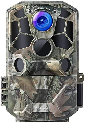 Victure WiFi Trail Camera 30MP 1296P Game Camera with 120 Detection Angel and Night Vision Motion product image