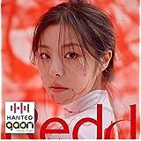 ママム Wheein - Redd (1st Mini Album) [予約限定特典提供] CD+フォトブック+折りたたみポスター+Others with Tracking+追加 フォトカード, ステッカー