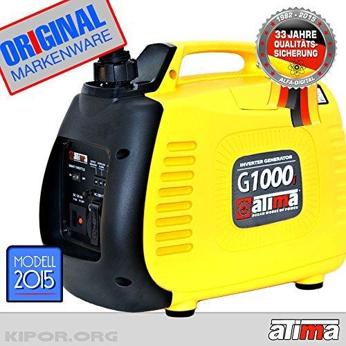 ATIMA G-1000i DIGITAL Inverter STROMERZEUGER Generator 1KW