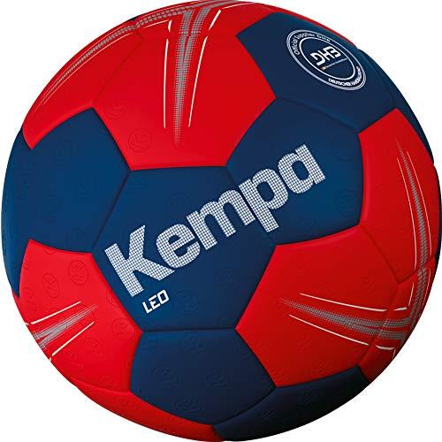 Kempa Handball Training blau/rot mit DHB Logo (1 (ohne Ballpumpe))