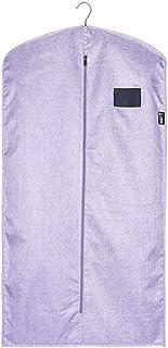 Dust cover Housse Pare-poussière, Sac à poussière, Housse pour vêtements ménagers, Sac à vêtements Suspendu(B;58 * 130cm;)