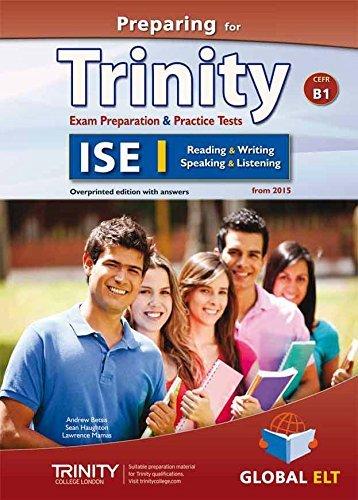 PREPARING IN TRINITY ISE I SELF STUDY (B1)