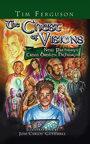 Compare Textbook Prices for The Chest of Visions: New Pathways 'cross Broken Highways  ISBN 9781725279582 by Ferguson, Tim,Gutierrez, Jose Carlos,Underwood, John F
