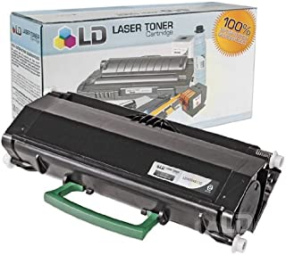 LD Compatible Toner Cartridge Replacement for Lexmark X264H11G High Yield (Black)