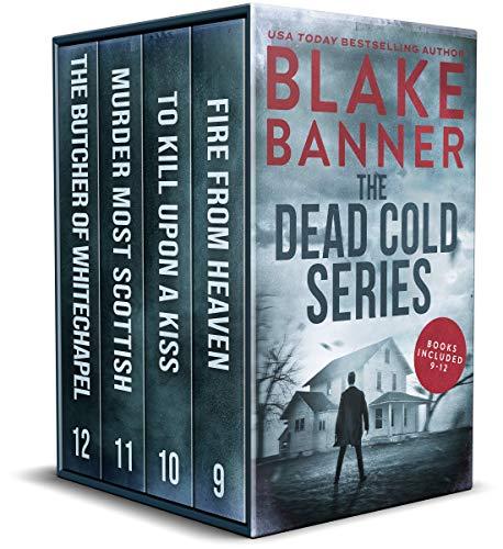 The Dead Cold Series: Books 9-12 (A Dead Cold Box Set Book 3) (English Edition)