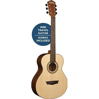 Washburn Apprentice G-Mini 5 - Guitarra acústica: Amazon.es ...