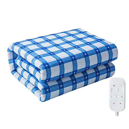 Electric Blankets & Mattress Toppers Household Electric Blanket Single Double Student Dormitory Small Safe Waterproof Comfortable Velvet Electric Mattress Electric Heating Blanket