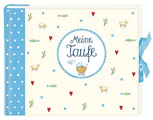 Meine Taufe (hellblau): Eintragalbum (Eintragbücher)