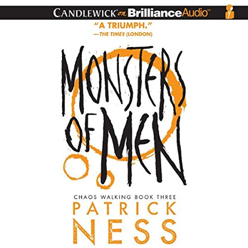 Monsters of Men audiobook cover art