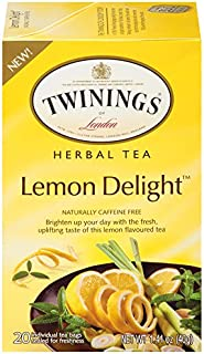 twinings lemon delight