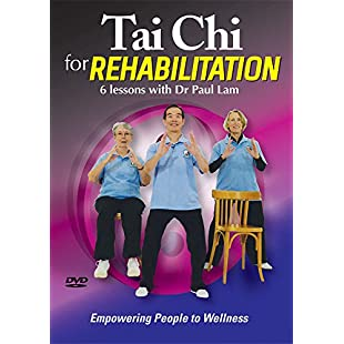Tai Chi for Rehabilitation - Empowering People to Wellness (6 Lessons with Dr Paul Lam):Comoparardefumar