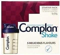 Complan Shake Starter Pack 5x57g Estimated Price : £ 9,25