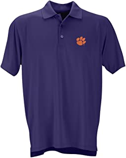 Elite Fan Shop NCAA Mens Polo Shirt Performance Game Day Team