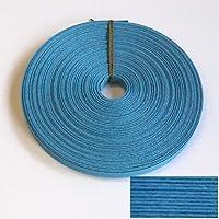 紙バンド手芸用ホビーテープ 30m巻 ブルー