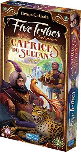 Days of Wonder DOW0008 Five Tribes-Die Launen des Sultans