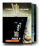 XIII tomes 10, 11, 12 - 2 albums + 1 gratuit - Dargaud - 17/02/2001