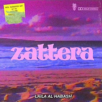 Zattera