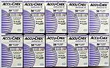 Accu-Chek Inform II (500 Strips - 10 boxes of 50) by Accu Chek