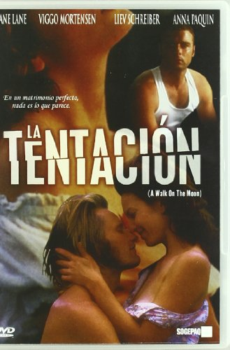 La Tentacion [2007] *** Region 2 *** Spanish Edition ***